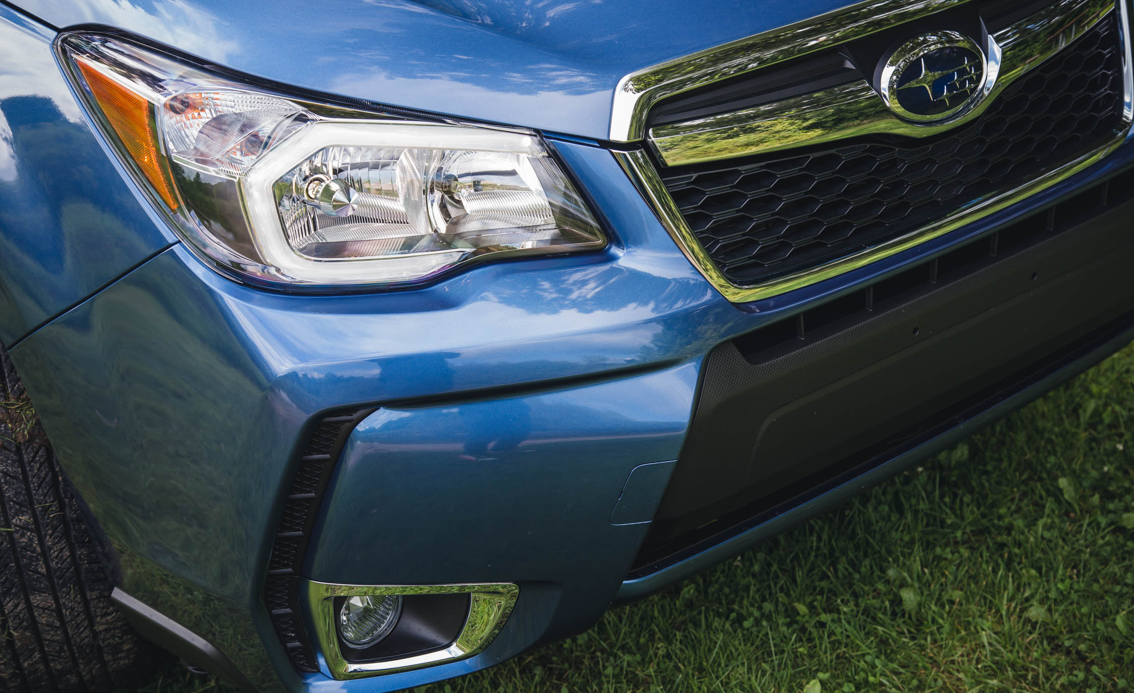 2016 Subaru Forester 2.0XT Touring Exterior Headlight Left