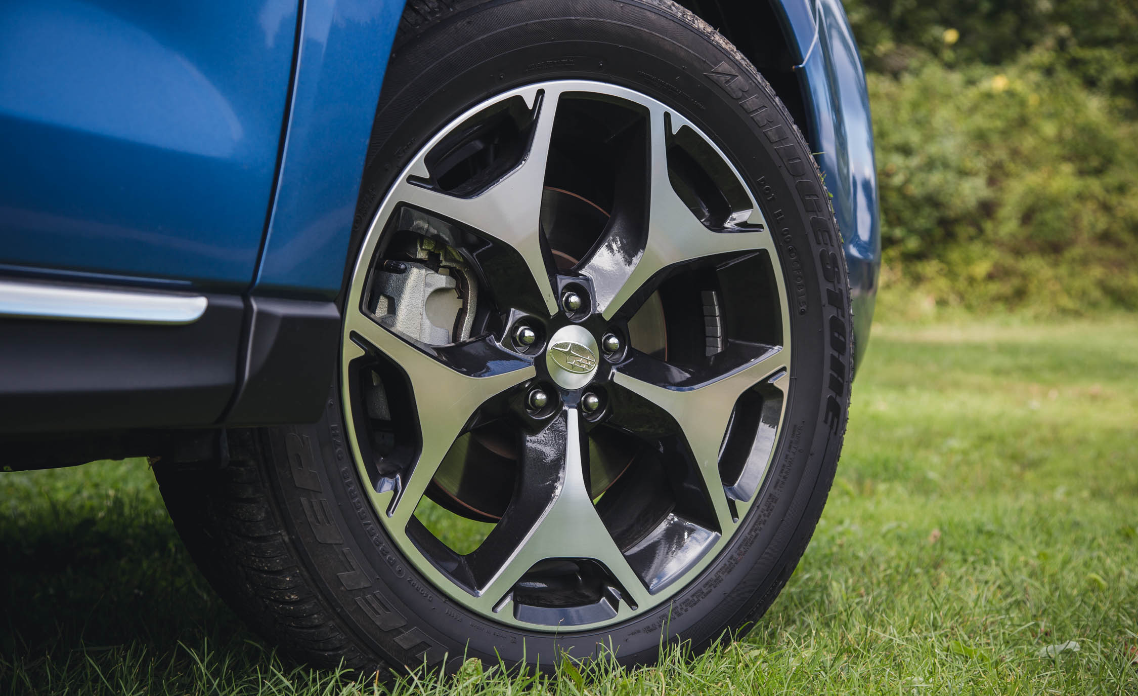 2016 Subaru Forester 2.0XT Touring Exterior Wheel