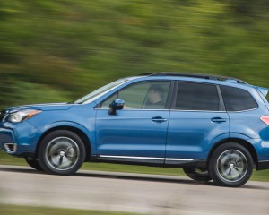 2016 Subaru Forester 2.0XT Touring Test Drive