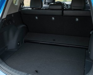 2016 toyota rav4 hybrid interior cargo space with folded. Black Bedroom Furniture Sets. Home Design Ideas