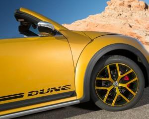 2016 Volkswagen Beetle Dune Convertible Exterior Wheel