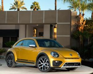 2016 Volkswagen Beetle Dune Coupe