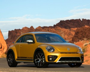 2016 Volkswagen Beetle Dune Coupe Exterior Full Front and Side