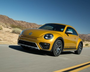 2016 Volkswagen Beetle Dune Coupe Front Side