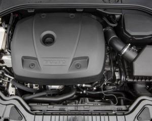 2016 Volvo S60 T5 Inscription 2.5-Liter Inline-5 Engine