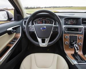 2016 Volvo S60 T5 Inscription Interior Cockpit
