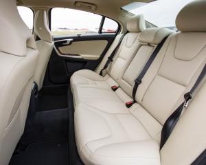 2016 Volvo S60 T5 Inscription Interior Passenger Seats Rear
