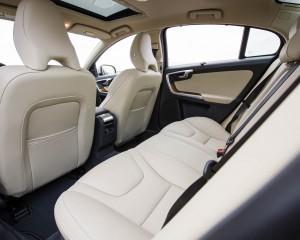 2016 Volvo S60 T5 Inscription Interior Rear