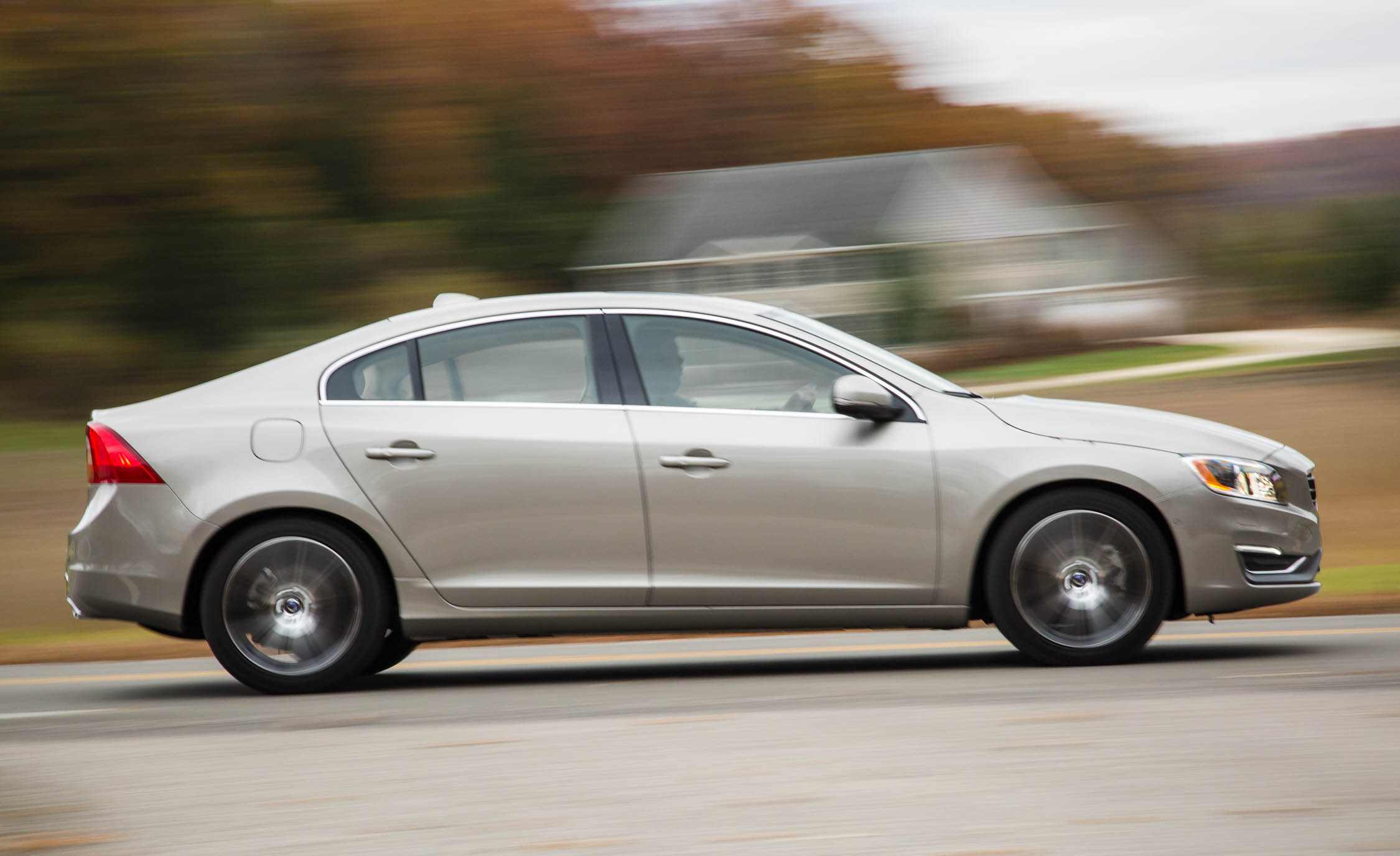 Innovative 2016 Volvo S60 T5 Inscription Test Drive 8948  Cars