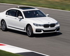 New 2016 BMW 750i xDrive White