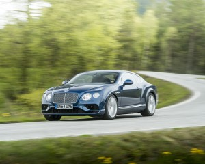 Test Drive Bentley Continental GT V8 Coupe 2016
