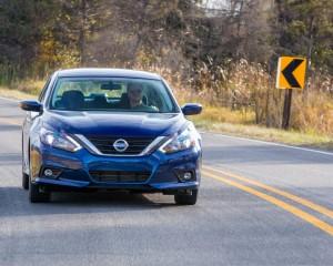 Test Drive Nissan Altima 2016