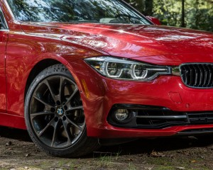 2016 BMW 340i Exterior Headlight and Grille