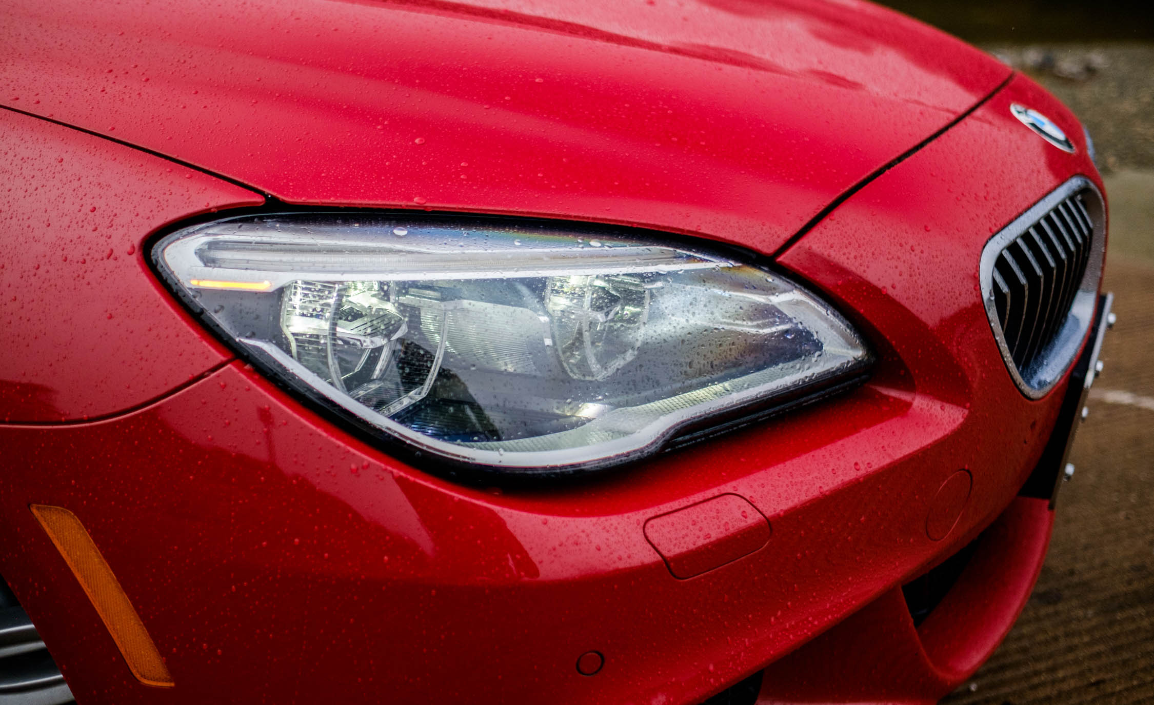 2016 BMW 640i Convertible Exterior Headlamp