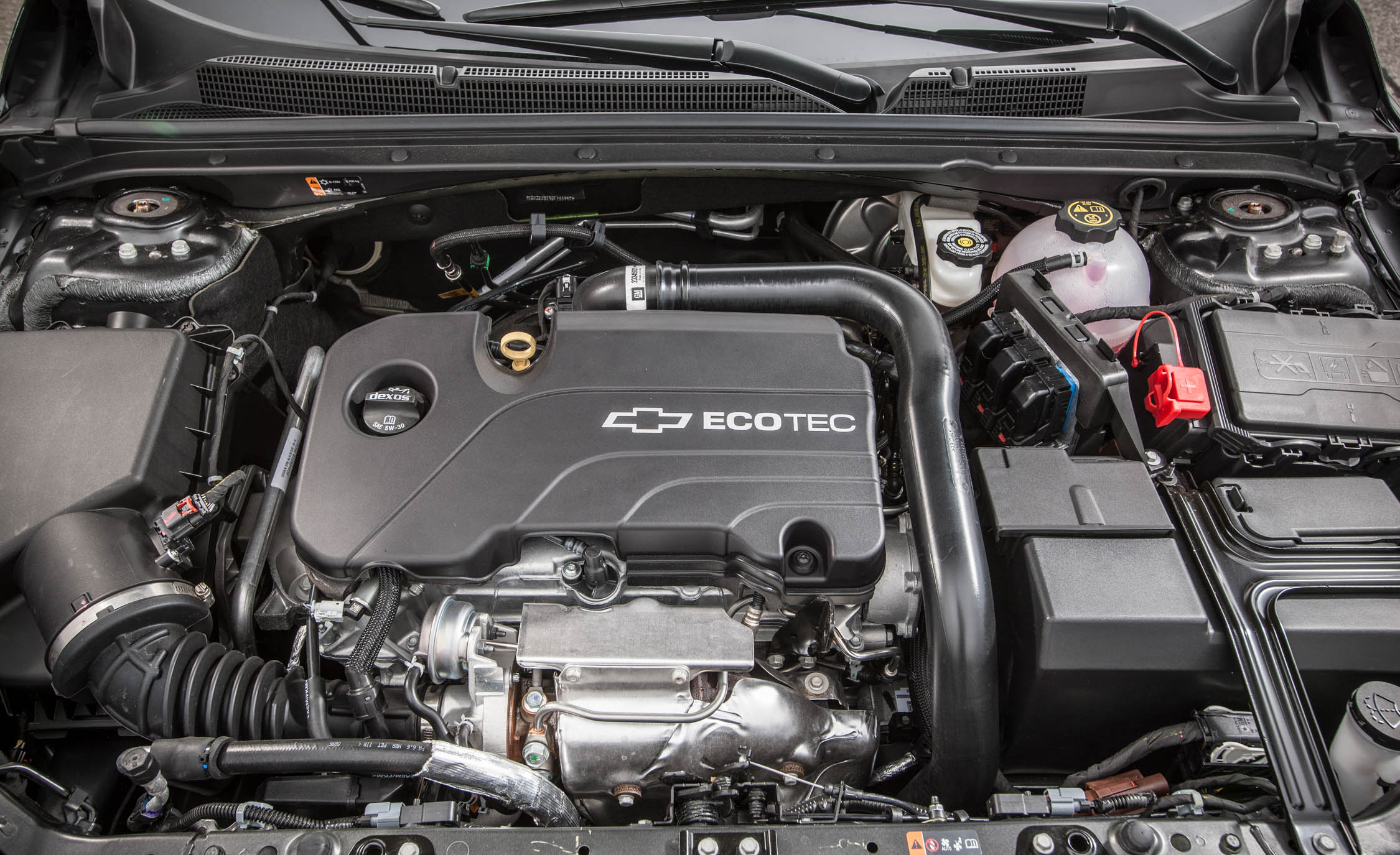 2016 Chevrolet Malibu LT 1.5T Turbocharged 1.5-Liter Engine