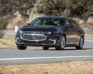 2016 Chevrolet Malibu LT Exterior Full Front