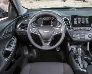2016 Chevrolet Malibu LT Interior Cockpit