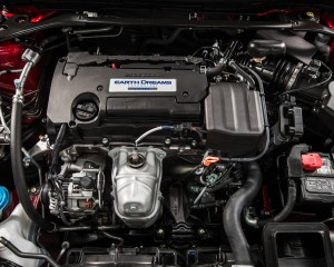 2016 Honda Accord Sport 2.4-Liter Inline-4 Engine