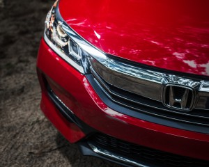 2016 Honda Accord Sport Exterior Badge Front