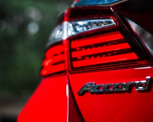 2016 Honda Accord Sport Exterior Badge Rear