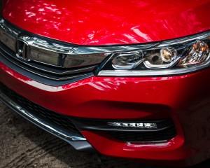 2016 Honda Accord Sport Exterior Bumper Front