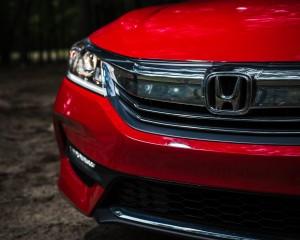 2016 Honda Accord Sport Exterior Grille