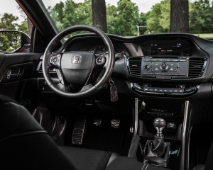 2016 Honda Accord Sport Interior Cockpit
