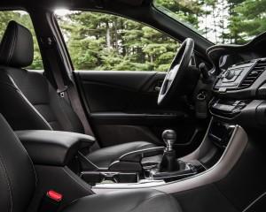 2016 Honda Accord Sport Interior Cockpit Seat