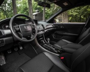 2016 Honda Accord Sport Interior Front