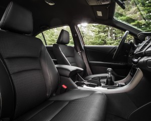 2016 Honda Accord Sport Interior Seats Front