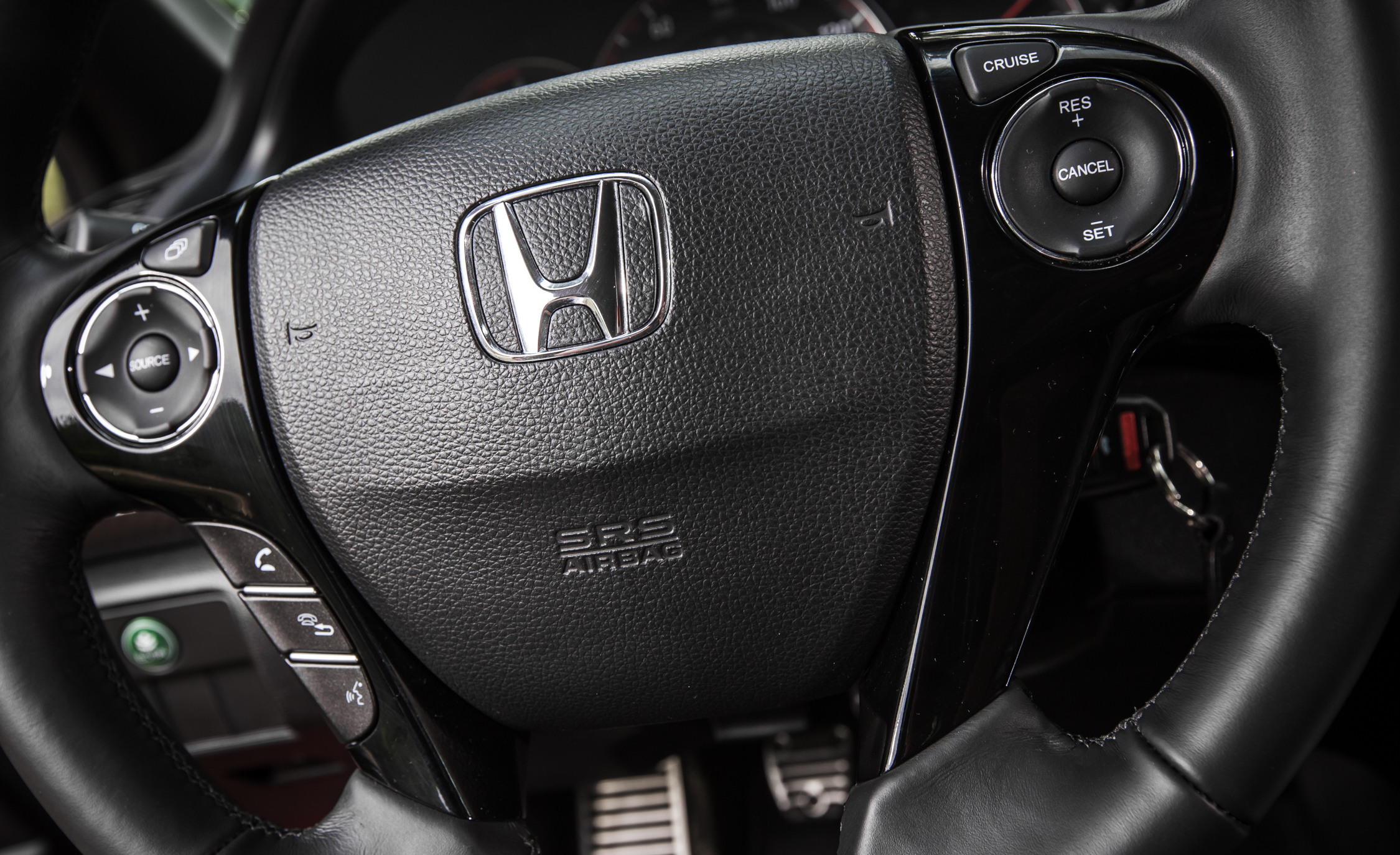 2016 Honda Accord Sport Interior Steering