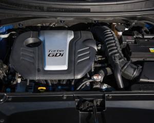 2016 Hyundai Veloster Turbo Rally Edition Engine