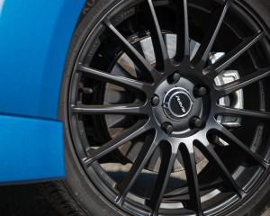 2016 Hyundai Veloster Turbo Rally Edition Exterior Wheel