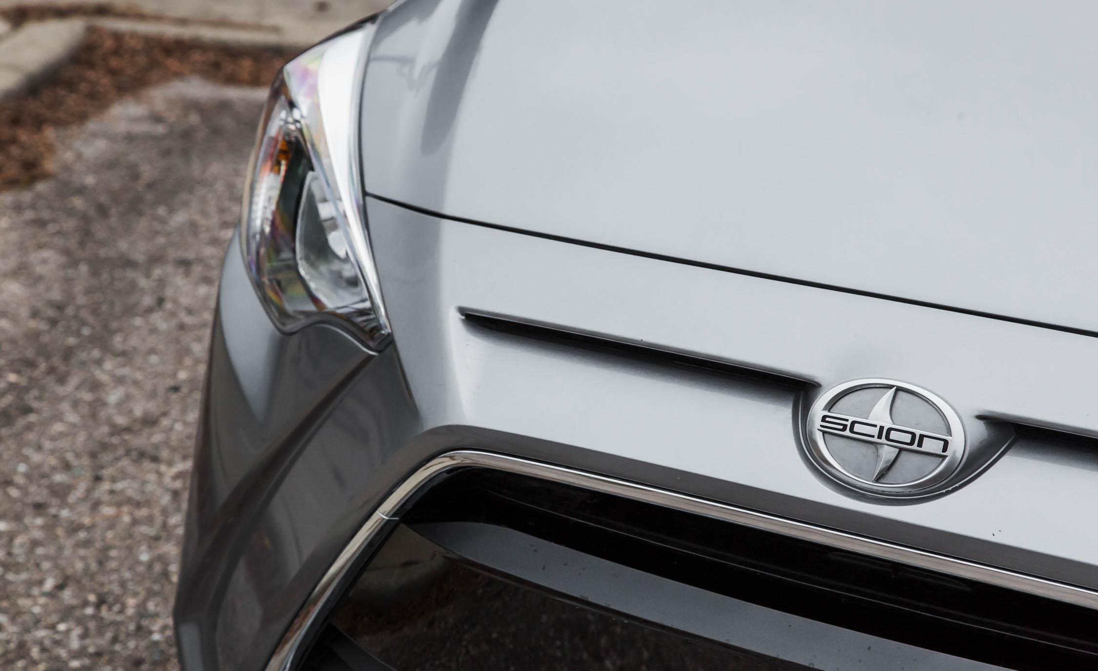 2016 Scion iA Exterior Emblem Front