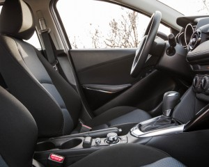 2016 Scion iA Interior Seat Cockpit