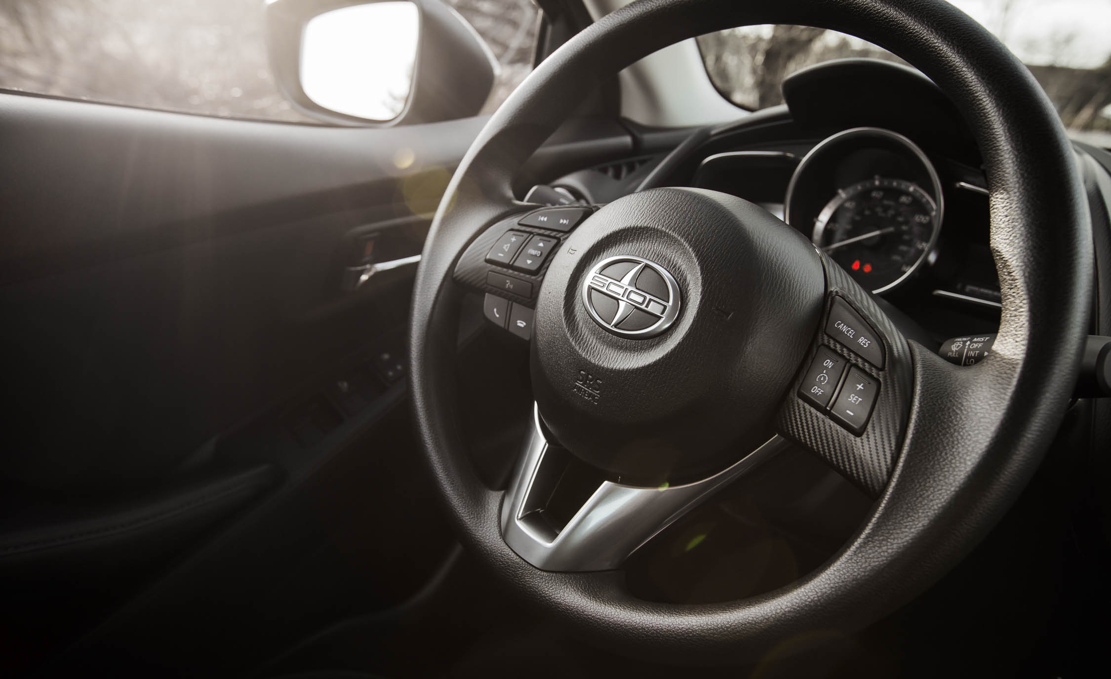 2016 Scion iA Interior Steering