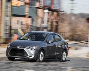 2016 Scion iA Test Drive