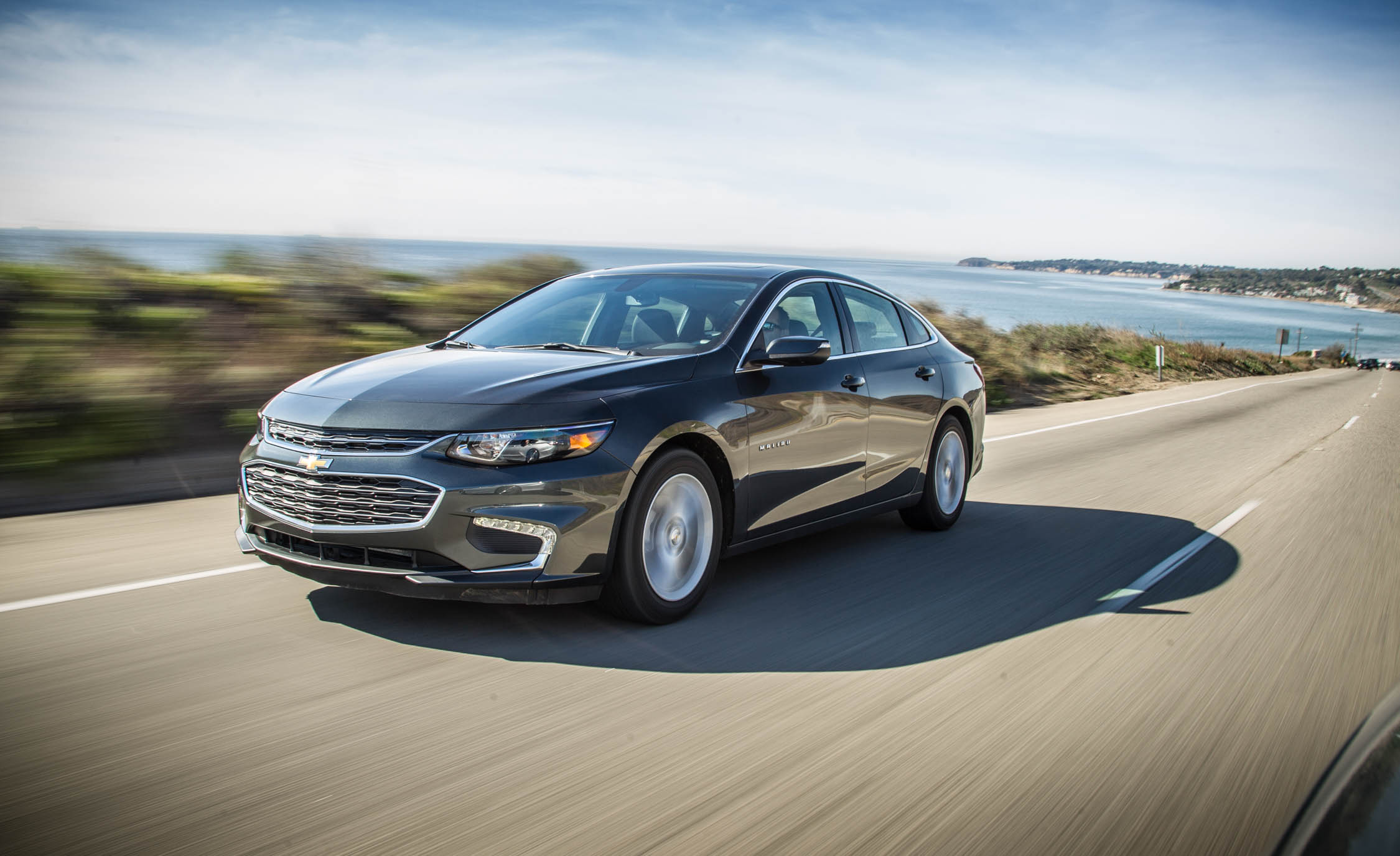 New 2016 Chevrolet Malibu LT