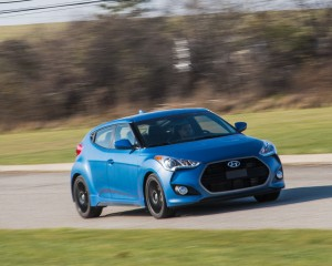 New 2016 Hyundai Veloster Turbo Rally Edition