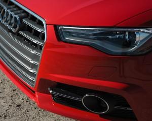 2016 Audi S6 Exterior Bumper