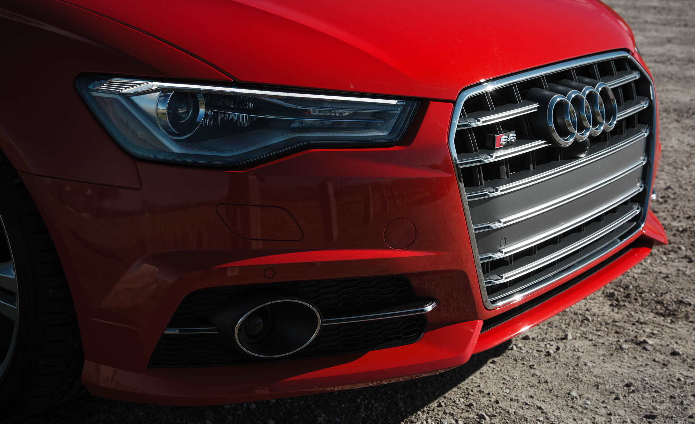 2016 Audi S6 Exterior Grille