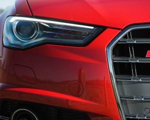 2016 Audi S6 Exterior Headlight