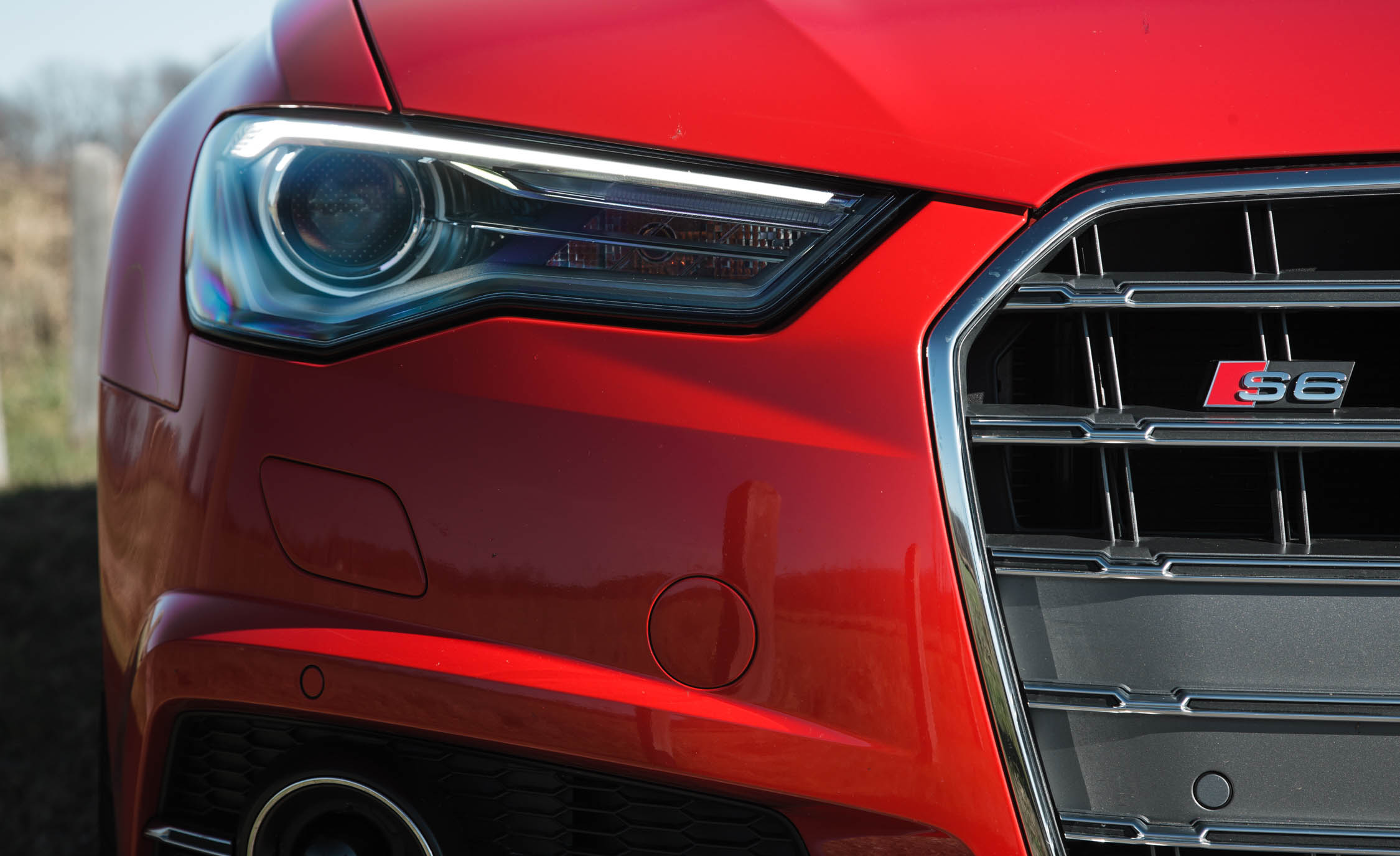 2016 Audi S6 Exterior Headlight