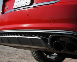 2016 Audi S6 Exterior Rear Bumper