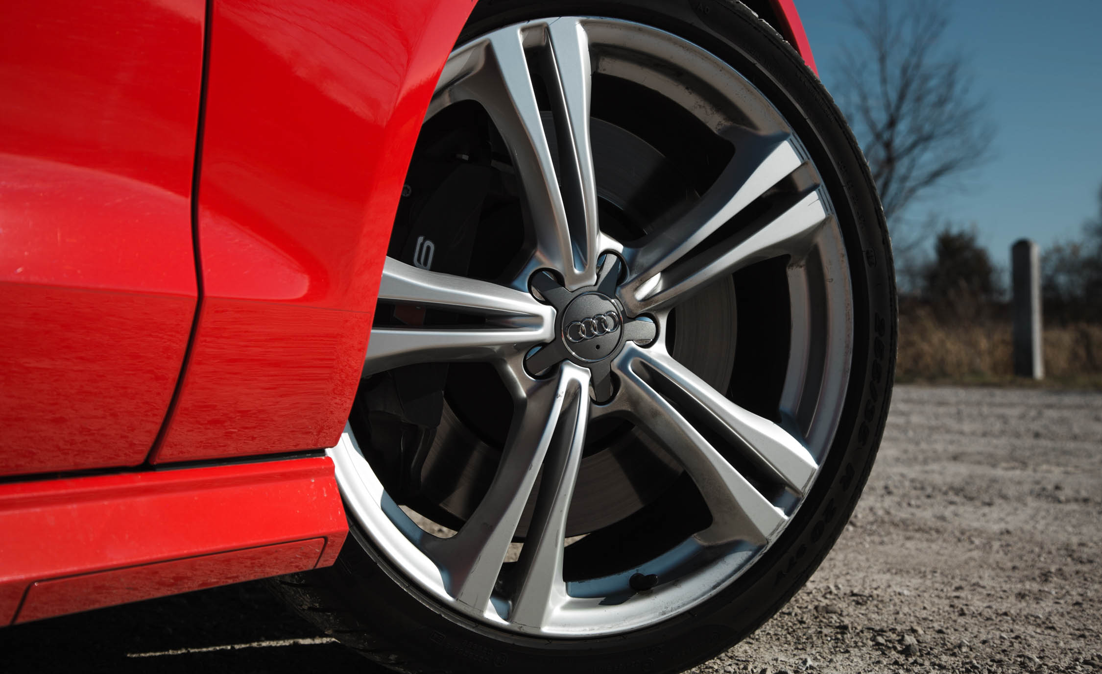 2016 Audi S6 Exterior Wheel