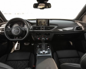 2016 Audi S6 Interior Dashboard