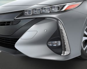 2017 Toyota Prius Prime Grille View