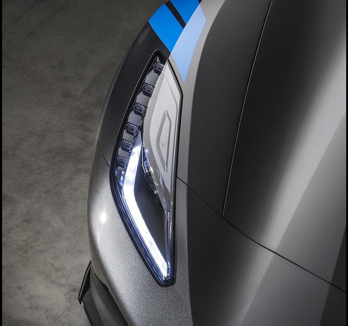 2017 Chevrolet Corvette Grand Sport Headlight