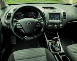 2017 Kia Forte Interior View