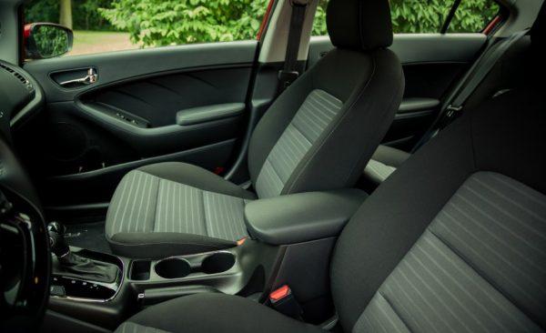 2017 Kia Forte Seats